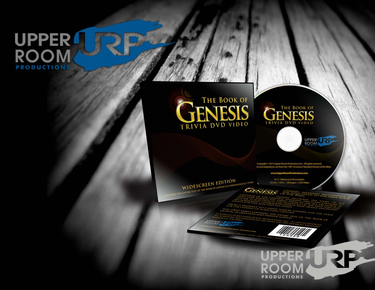 LOGO and DVD : Upper Room Productions (Canada)