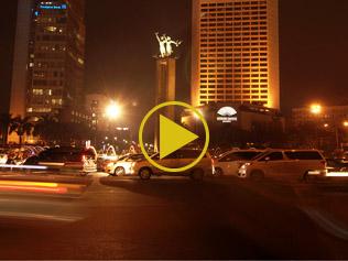 Time Lapse -Jakarta – Monumen Selamat Datang
